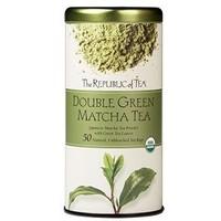 Double Green Matcha Tea