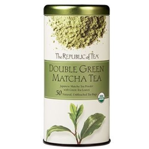 Republic of Tea Republic of Tea Double Green Matcha Tea