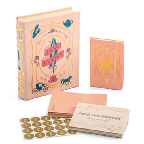 Jane Austen Stationary Set