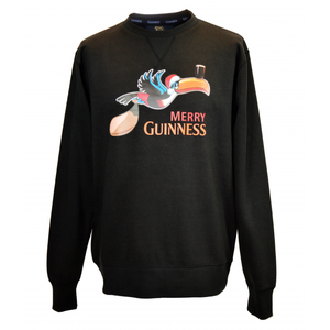Guinness Christmas Toucan Sweater - Small