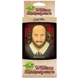 archie mcphee Dashboard Genius William Shakespeare
