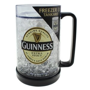 Guinness Guinness Freezer Tankard 400ml
