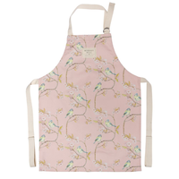 Mosney Mill Blue Tit on Blossom Ditsy Childs Apron (Pink)