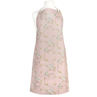 Mosney Mill Blue Tit on Blossom Ditsy Apron (Pink)