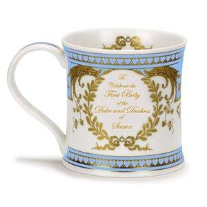 Dunoon Dunoon Wessex Royal Baby  2019 Mug