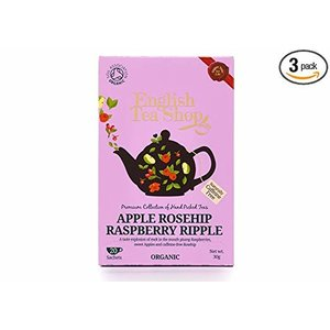 English Tea Shop English Tea Shop Apple Rosehip Raspberry Ripple