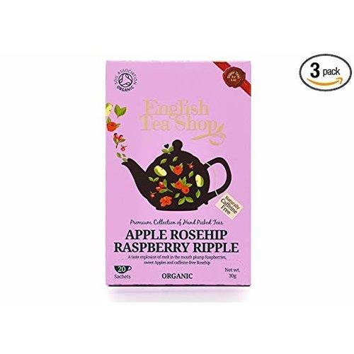 English Tea Shop English Tea Shop Apple Rosehip Raspberry Ripple
