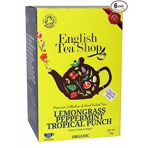 English Tea Shop English Tea Shop Lemongrass Peppermint Tropical Punch 30g