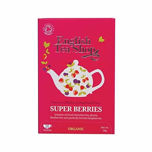 English Tea Shop English Tea Shop Super Berries