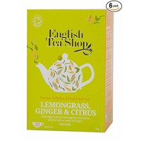 English Tea Shop Lemongrass, Ginger & Citrus