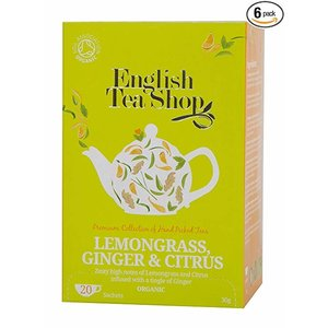 English Tea Shop English Tea Shop Lemongrass, Ginger & Citrus