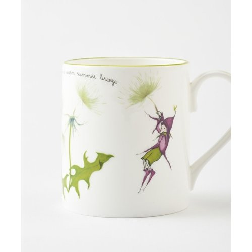 Emma Dunne Limited Emma Dunne Larch Mug Time For Tea