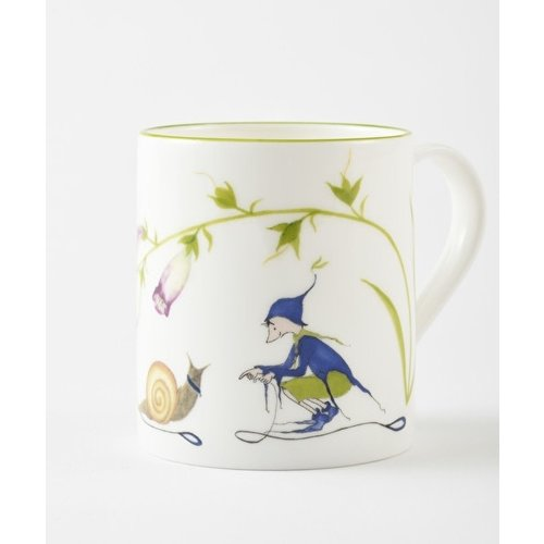 Emma Dunne Limited Emma Dunne At A Snail's Pace Larch Mug