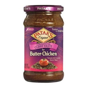 Patak's Patak's Concentrated Curry Paste for Buttered Chicken