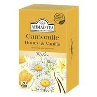 Ahmad Tea Camomile Honey & Vanilla 20ct