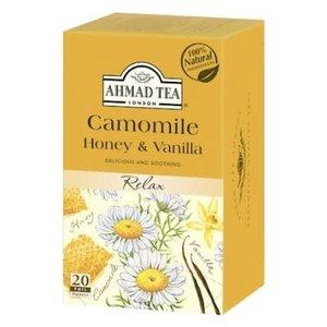 Ahmad Tea Ahmad Camomile Honey & Vanilla 20s