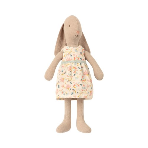 Maileg Maileg Rabbit Size 1 Flower Dress