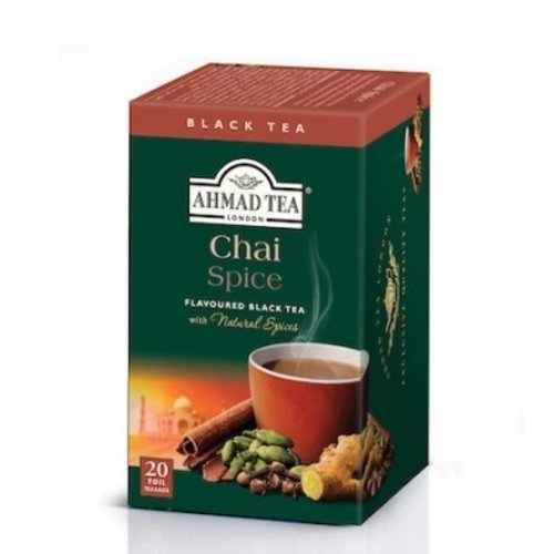 Ahmad Tea Ahmad Chai Spice Black Tea 20ct
