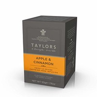 Taylors of Harrogate Apple & Cinnamon Tea 20ct