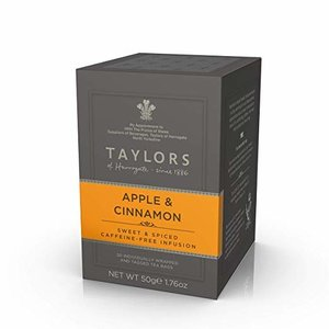 Taylor's of Harrogate Taylors of Harrogate Apple & Cinnamon Tea 20ct
