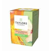 Taylors White Hibiscus and Peach Green Tea