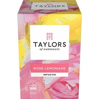 Taylors of Harrogate Rose Lemonade Herbal