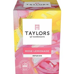 Taylors of Harrogate Taylors of Harrogate Rose Lemonade Herbal