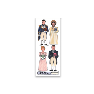 Alison Gardiner Alison Gardiner Jane Austen Bookmark