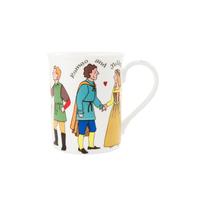 Alison Gardiner Shakespeare Characters Mug