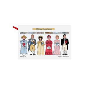 Alison Gardiner Alison Gardiner Jane Austen Tea Towel