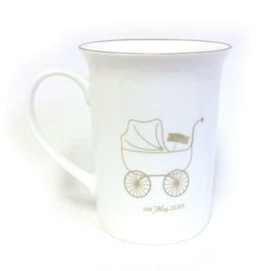 Magpie Marketing Magpie Baby Archie Mug