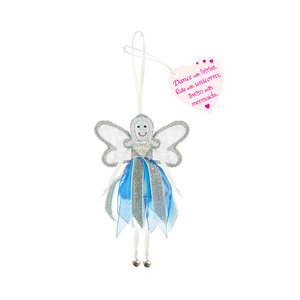 Believe You Can Dance with Fairies Ornament