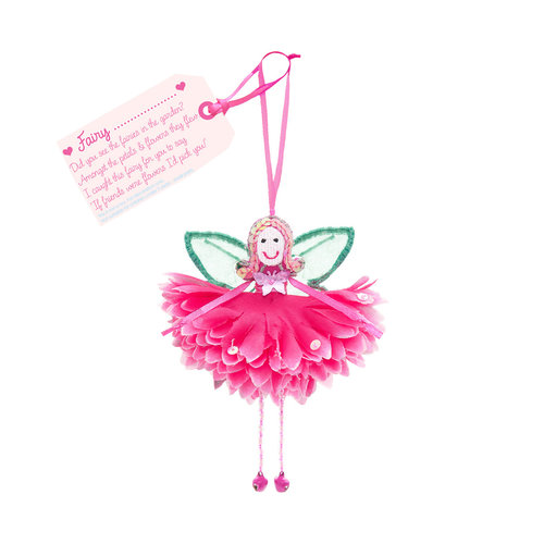Believe You Can Believe You Can Happy Fairy Ornament