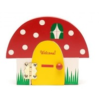 Believe You Can Fairy Door Mushroom