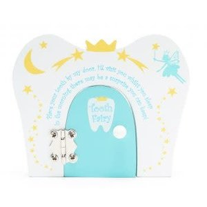 Believe You Can Believe You Can Tooth Fairy Door