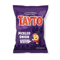 Tayto Pickled Onion Flavoured Potato Crisps