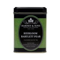 Harney & Sons Heirloom Bartlett Pear White Loose Tea Tin