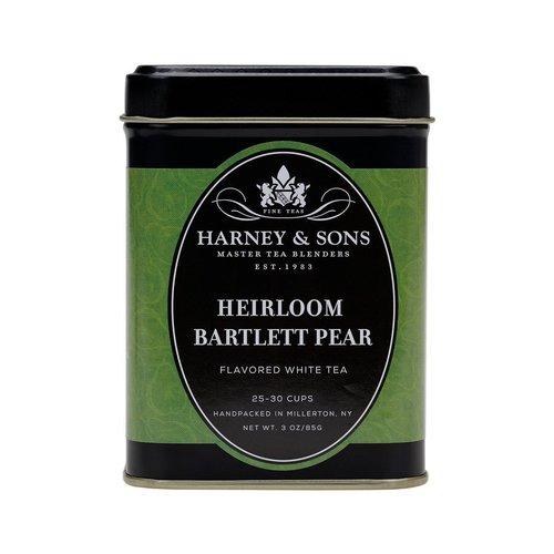 Harney & Sons Harney & Sons Heirloom Bartlett Pear White Loose Tea Tin