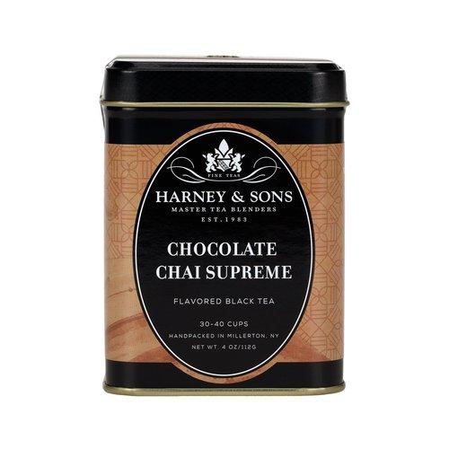 Harney & Sons Harney & Sons Chocolate Chai Supreme Loose Tea Tin