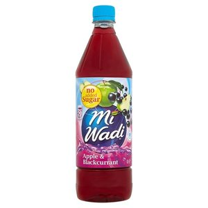 MiWadi MiWadi Apple & Blackcurrant 1L