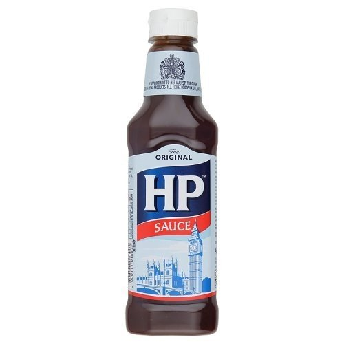 HP HP Squeezy Sauce 425g