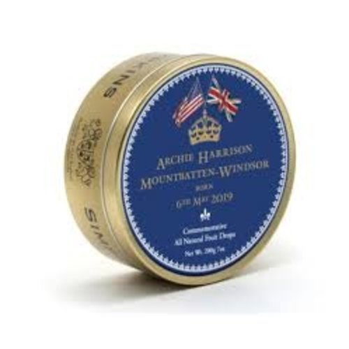 Simpkins Simpkins Archie Harrison Commemorative Tin - Crown
