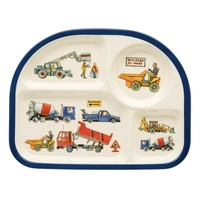 Emma Bridgewater Builders at Work Eating Tray