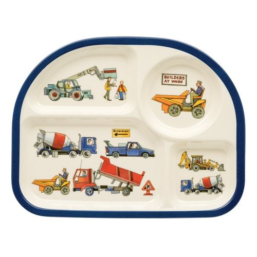 Emma Bridgewater Emma Bridgewater Builders at Work Eating Tray