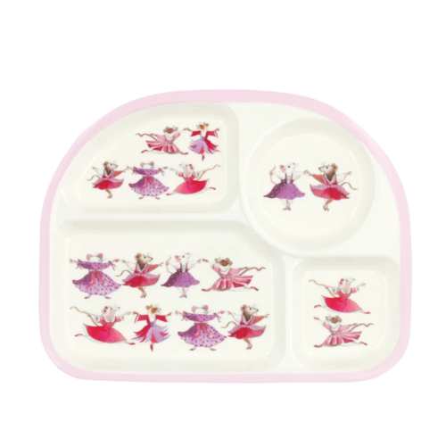 Emma Bridgewater Emma Bridgewater Dancing Mice Eating Tray