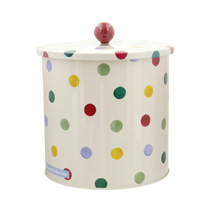 Emma Bridgewater Polka Dot Original Biscuit Barrel