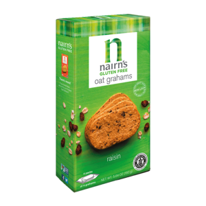 Nairn's Nairns Gluten Free Oat Grahams - Rasin