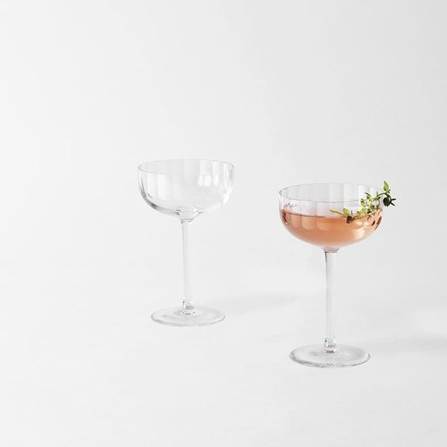 Richard Brendon Richard Brendon Fluted Small Coupe