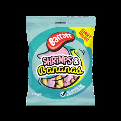 Barratt Shrimps & Bannanas