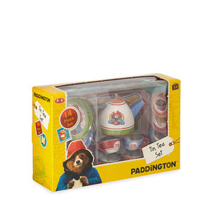 Paddington Tin Tea Set